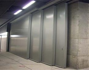Puertas correderas puertas contra incendios puertas for Porte ei2 60