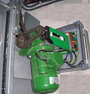 Casas cocinas mueble motores de puertas correderas - Motor puerta corredera leroy merlin ...